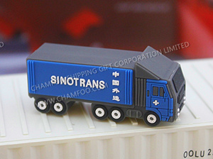 SINOTRANS Truck USB|Truck Shape Flash Memory