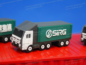 SIRG Group Truck USB|Truck Shape Flash Memory