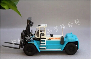 1:50 Diecast Forklift Model|KONE Heavy Crane Model