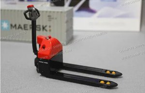 1:10 Scale Pallet Truck Model|Hand Manual Hydraulic Carrier M