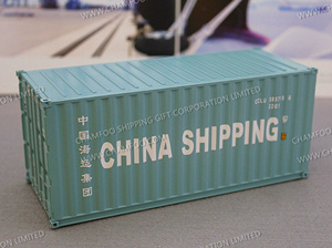 1:35 CHINA SHIPPING Container Model|Scale Container Model