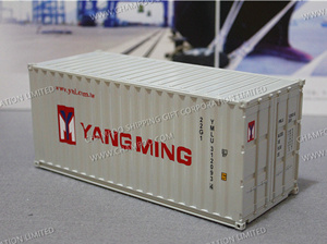 1:35 YAMG MING Container Model|Scale Container Model