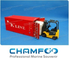 1:30 K-LINE Diecast Alloy Container Model|Miniature Container