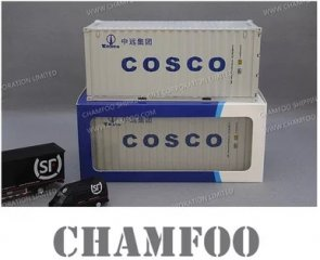 1:30 COSCO Diecast Alloy Container Model|Miniature Container