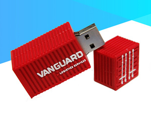 VANGUARD Container USB|Container Shape Flash Memory