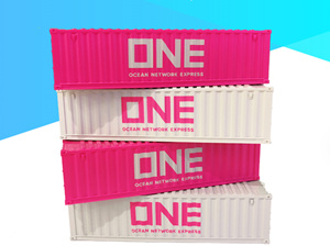 ONE LINE Container Power Bank|Portable Container|Marine Souve